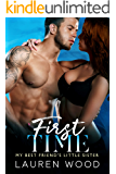 First Time: My Best Friend's Little Sister Romance