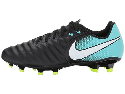 Nike Women s Tiempo Ligera IV FG Soccer Cleats (8.5 B(M) US da94ae252