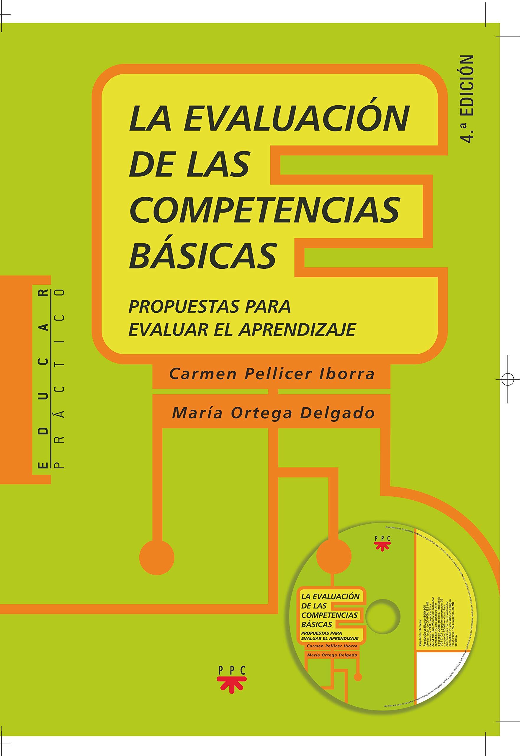 La evaluación de las competencias básicas: María Ortega ...