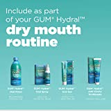 GUM Hydral Anti-Cavity Toothpaste, Gentle Mint