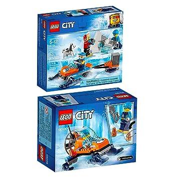 Eisgleiter LEGO® City 60190 NEU /& OVP