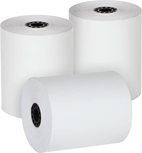 Amazon.com: Rollo de papel térmico Sticiry 3 1/8 x 230 ...