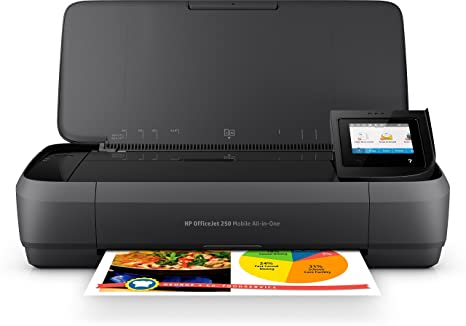 HP OfficeJet 252 Inyección de Tinta térmica 10 ppm 4800 x ...