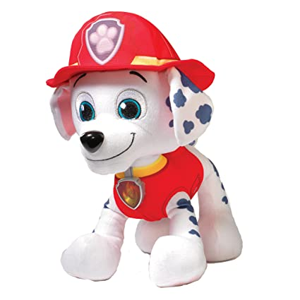 Paw Patrol Deluxe Lights And Sounds Plush