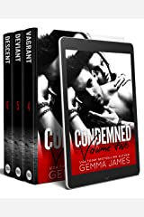 Condemned Volume Two: A Dark Captive Romance (Condemned Boxed Book 2) Kindle Edition