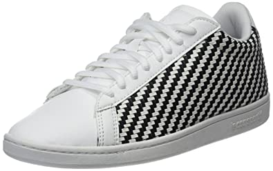 c652501afc2 Amazon.com | Le Coq Sportif Women's Courtset W Woven Optical White ...