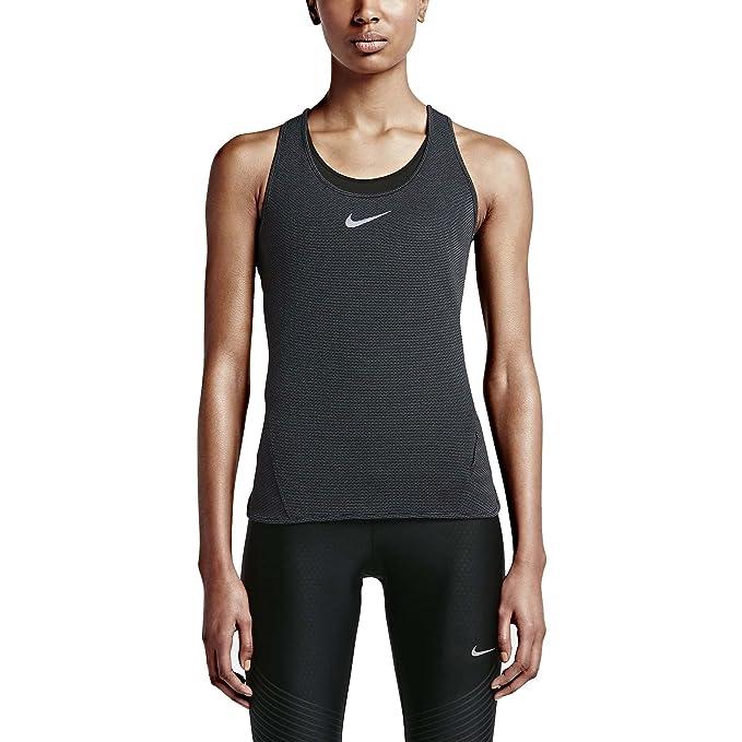 e9aaa0e85b70c Nike Women`s AeroReact Running Tank Top