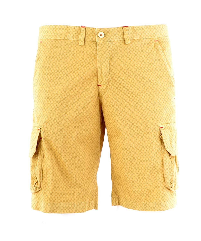 FAG - Pantaloncini - Uomo Ocra 52  Amazon.it  Abbigliamento 71a91d30c55