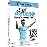 Sergio Aguero - Manchester City's All-Time Leading Goalscorer [DVD]
