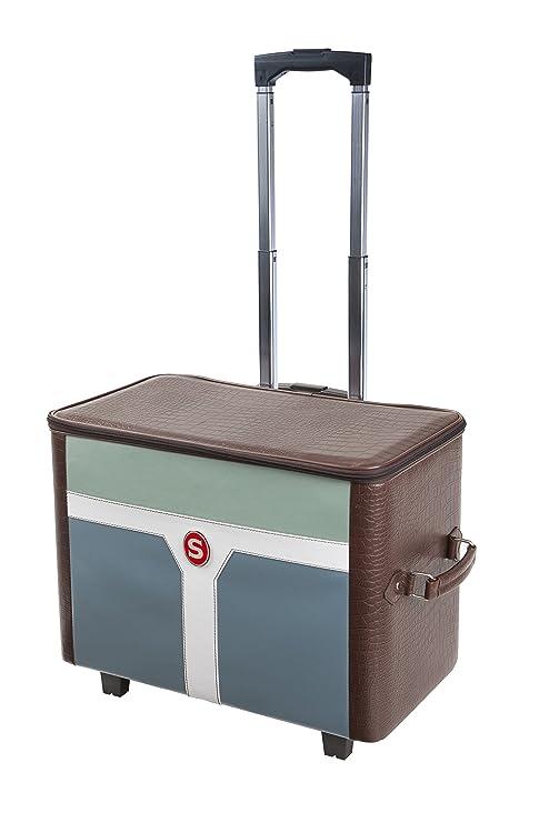 Amazon.com: SINGER 19 - Bolsa con ruedas para máquina ...