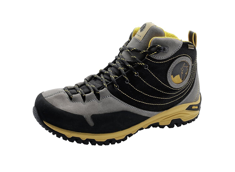 Mishmi Takin Jampui Mid Event Waterproof Light & Fast Hiking Boot B071RXN3FG EU 43 / US M 10 Light Grey