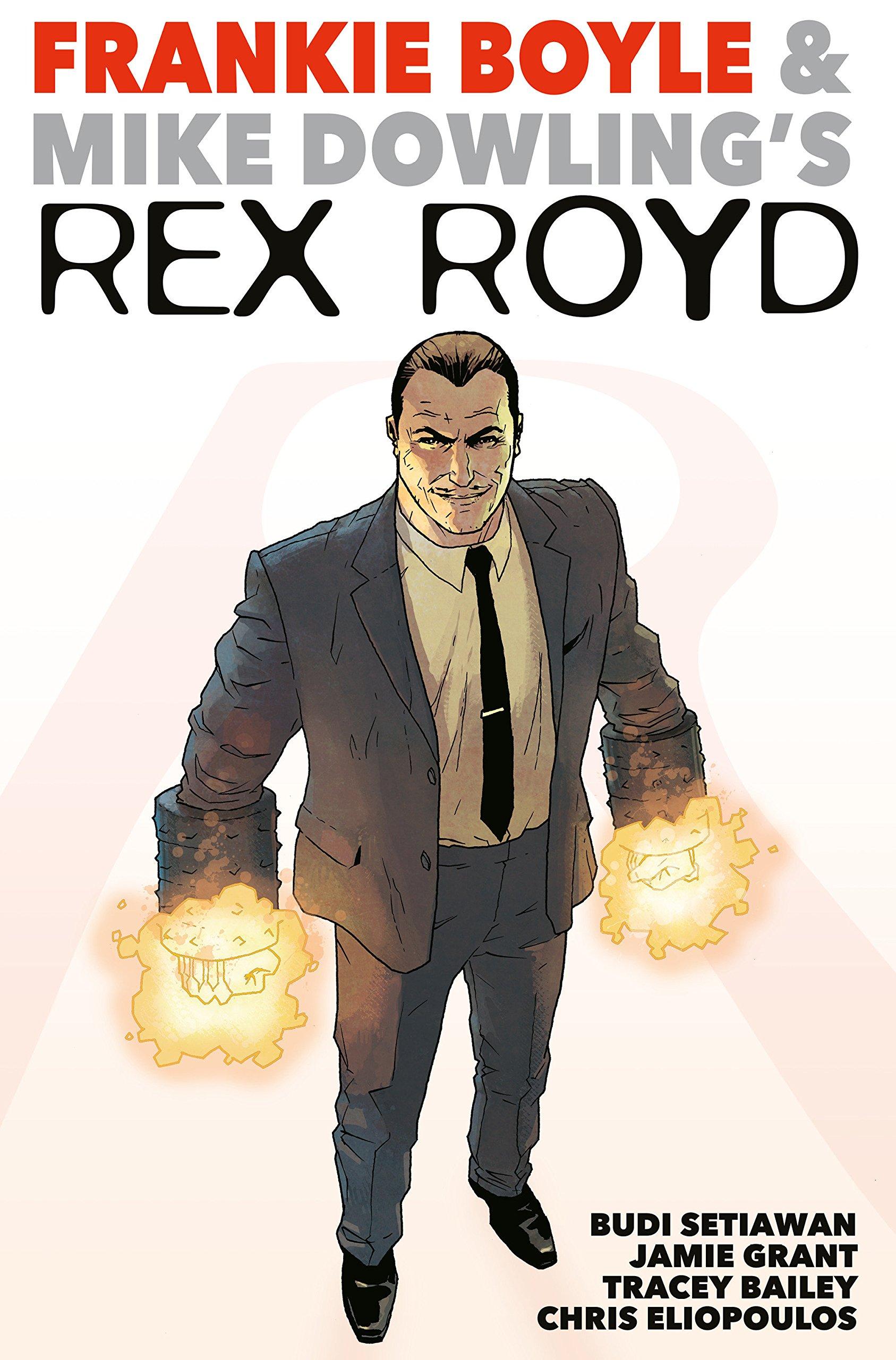Rex Royd: Amazon.es: Boyle, Frankie, Muir, Jim, Dowling, Mike, Setiawan, Budi: Libros en idiomas extranjeros