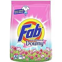 Fab Powder Detergent, Downy, 2.1kg