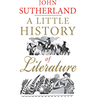 A Little History of Literature (Little Histories) (English Edition)