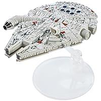 Hot Wheels Star Wars Starships 40th Anniversary Millennium Falcon Vehicle