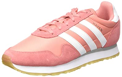 adidas Originals Damen Haven W Sneaker Pink (Tacile Rose) 43 1/3 EU ...