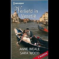 Verliefd in Venetië (Zonnige landen, vurige mannen Book 6)
