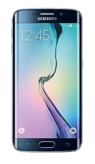 Rask SAMSUNG SM-G925FZKAXEF Galaxy S6 Edge Smartphone 5,1: Amazon.de WZ-79