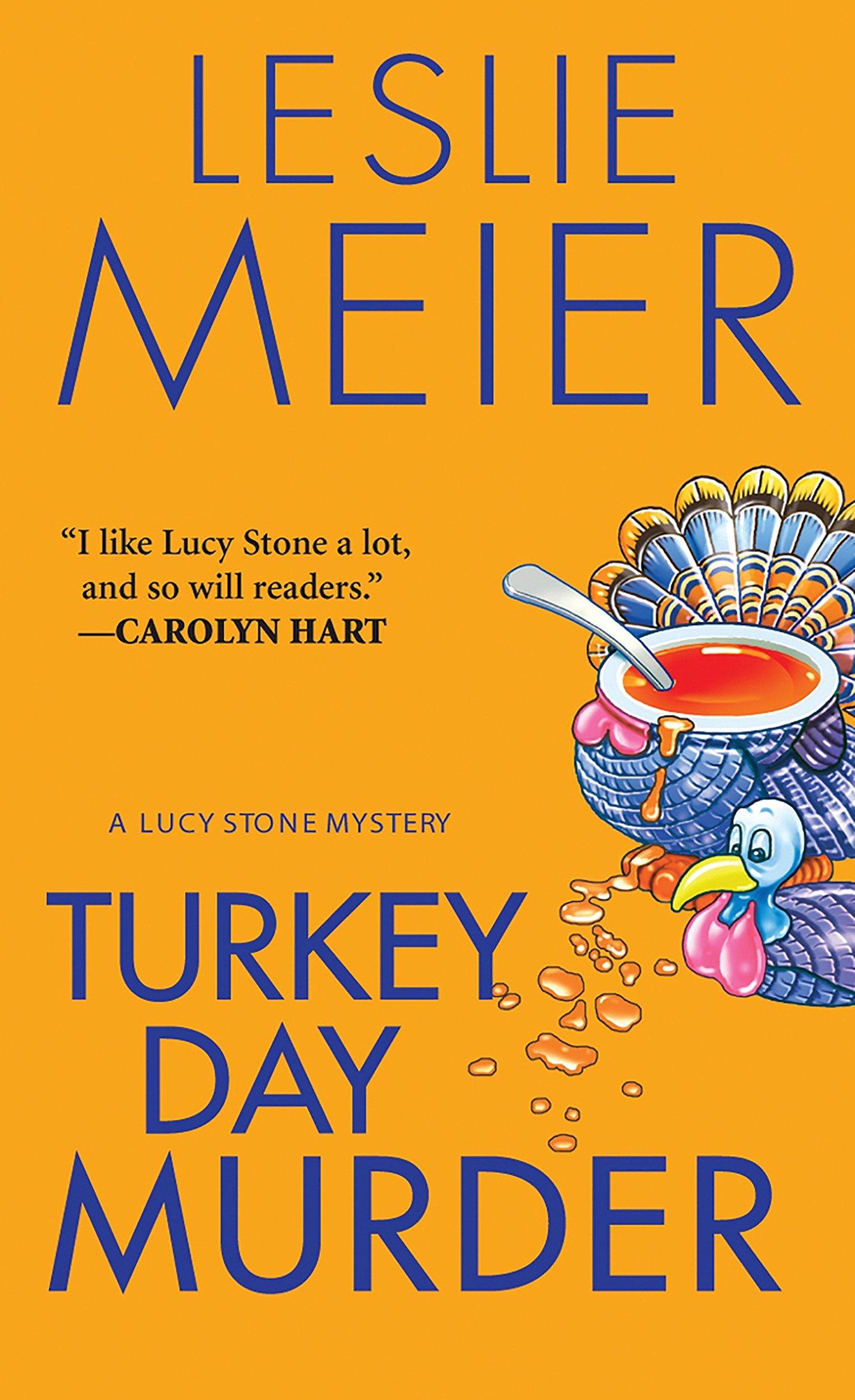 Turkey Day Murder (Lucy Stone Mysteries, No. 7) pdf