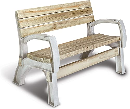 2x4basics 90134ONLMI Custom AnySize Chair or Bench Ends, Sand lumber not included, only supports