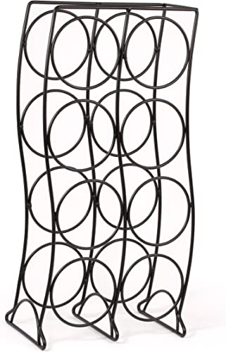 Spectrum Diversified Curve Wine Rack