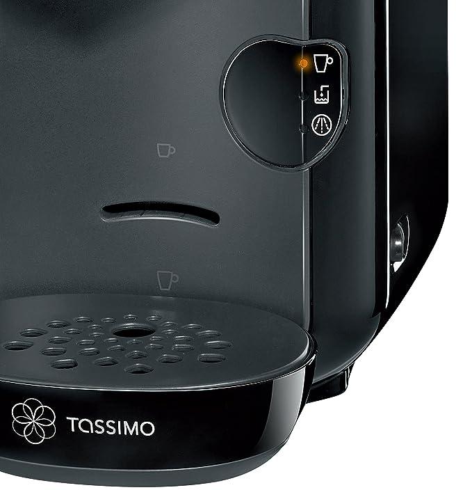 Bosch Tassimo T12 Vivy TAS1202GB Bebidas Calientes & máquina de café - Negro: Amazon.es: Hogar