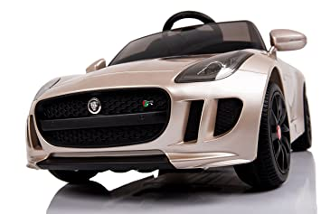 bad9eba9719 Jaguar F Type Kids Electric Battery Ride on Car with Remote Control - 5  Colours (