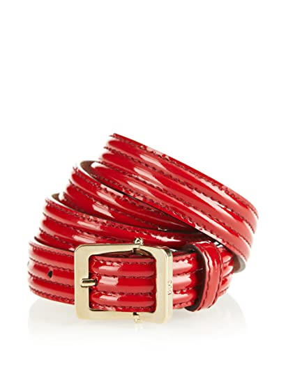 e234b8b84ee Dolce   Gabbana Women s Belt Red red 90 cm  Amazon.co.uk  Clothing