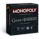Monopoly Game of Thrones Collector's Edition – Das Brettspiel um Westeros