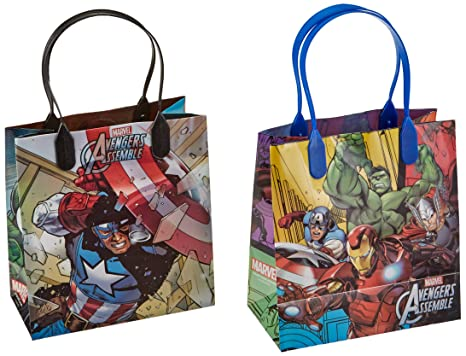 Amazon.com: Avengers Calidad Premium Party Favor Goodie ...