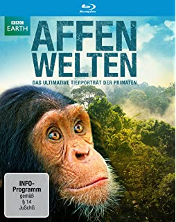 Bildband Affen: Die Welt der Affen und Primaten, vom
