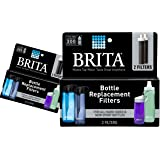 (2 Packs) Brita Replacement Bottle Filters(Model (BB06), 2 Ct. ea., 4 total filters