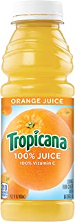 product image for Tropicana Orange Juice, 15.2 Ounce, 12 Bottles
