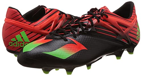 new style 1a6b7 876a0 adidas Messi 15.1 FG AG, Chaussures de Football Homme  Amazon.fr  Chaussures  et Sacs