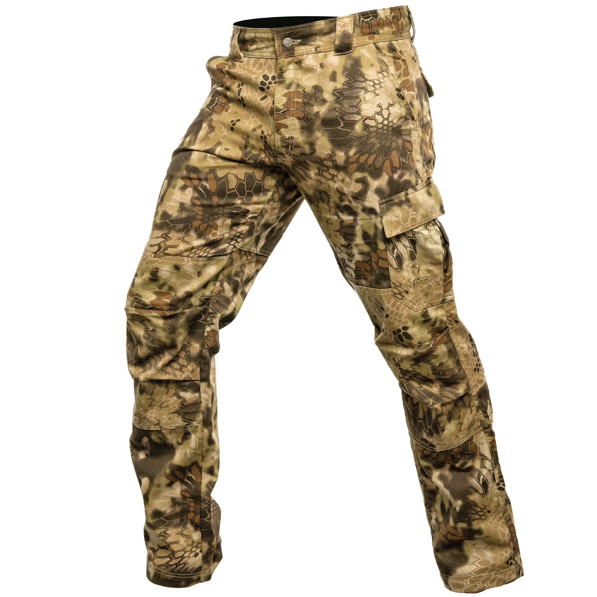 Kryptek Stalker Camo Hunting Pant (Stalker Collection), Highlander, XL by Kryptek