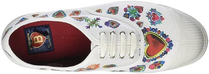 CHICANO Baskets TENNIS F15004C34B Femme PACO Bensimon 65YItxwqY