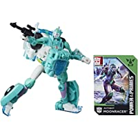 Transformers Generations Power of the Primes Deluxe Class Autobot Moonracer Action Figure