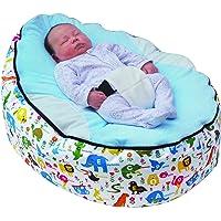 Puf de bebé con relleno para niños