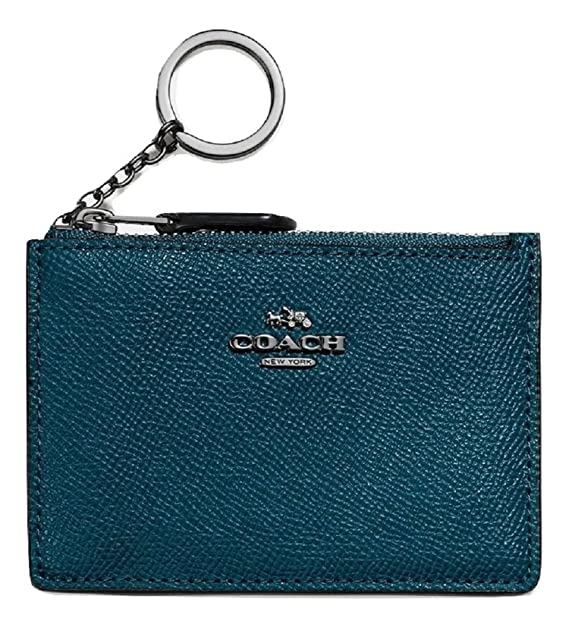 Coach F12186 IMN2E Carteras Mujer Azul TGUNI: Amazon.es: Ropa y accesorios