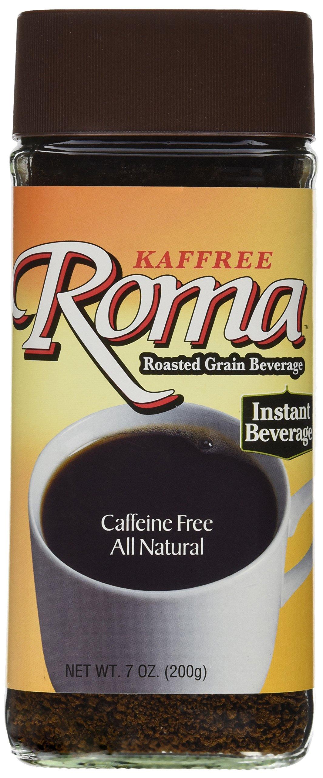 Kaffree Roma, 7 oz (pack of 6 )