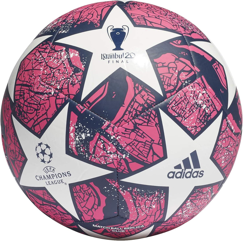adidas Fin ist CLB Balón de Fútbol, Mens: Amazon.es: Deportes y ...