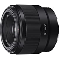 Deals on Sony FE 50mm F1.8 Standard Lens