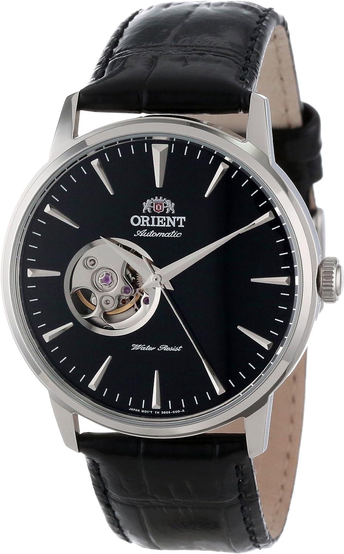 Orient Men s FDB08004B Esteem Open Heart Watch