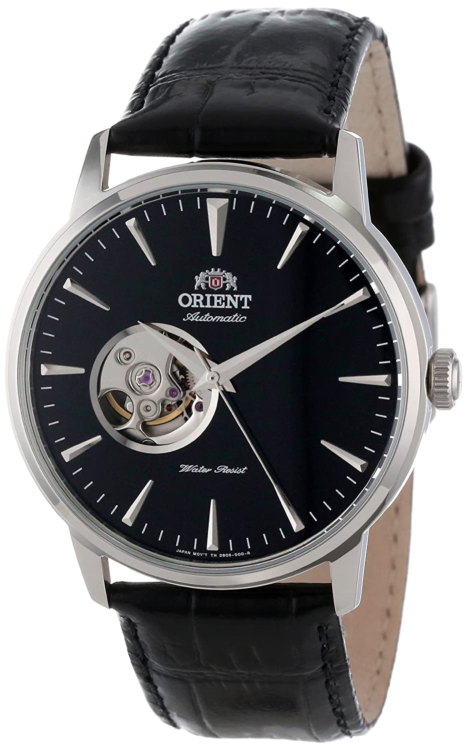 Orient Men s FDB08004B Esteem Open Heart Watch