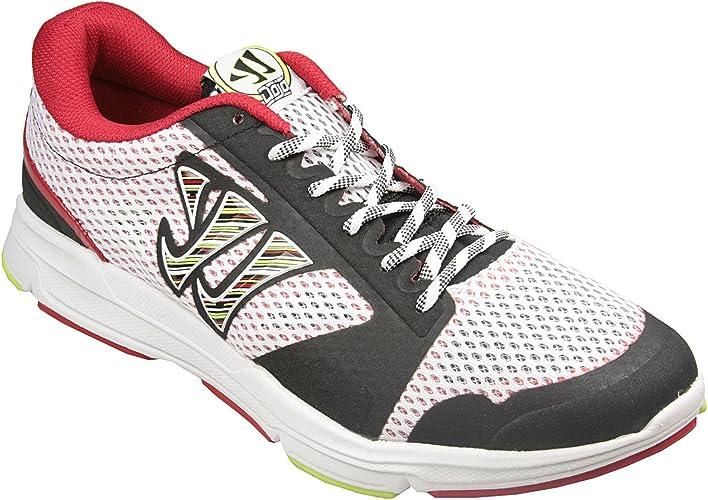Warrior - Zapatillas de running para hombre Negro negro: Amazon.es ...