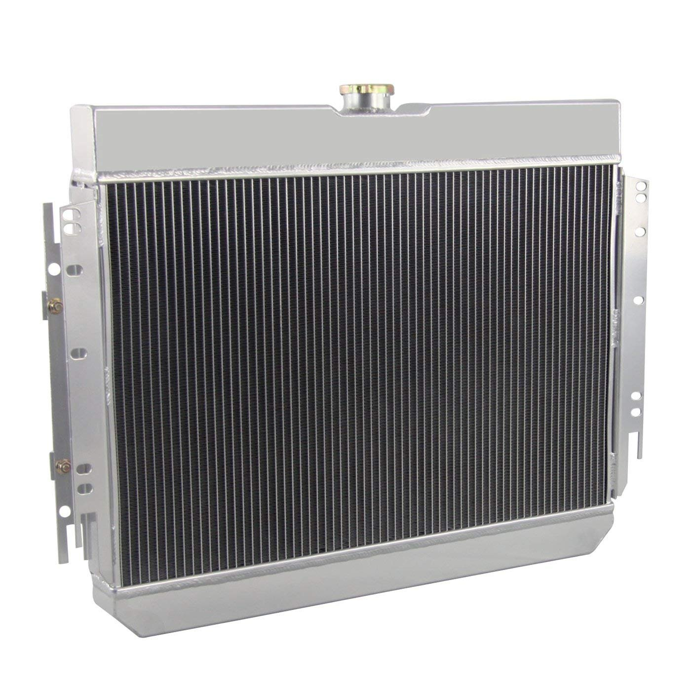 Primecooling 56mm 3 Row Core Aluminum Radiator For 1966 Chevrolet Bel Air Impala Chevelle Many Chevy Gm Gars 1963 68 Automotive