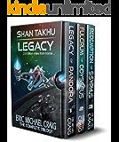 Shan Takhu Legacy Box Set - With an Extra Bonus Story