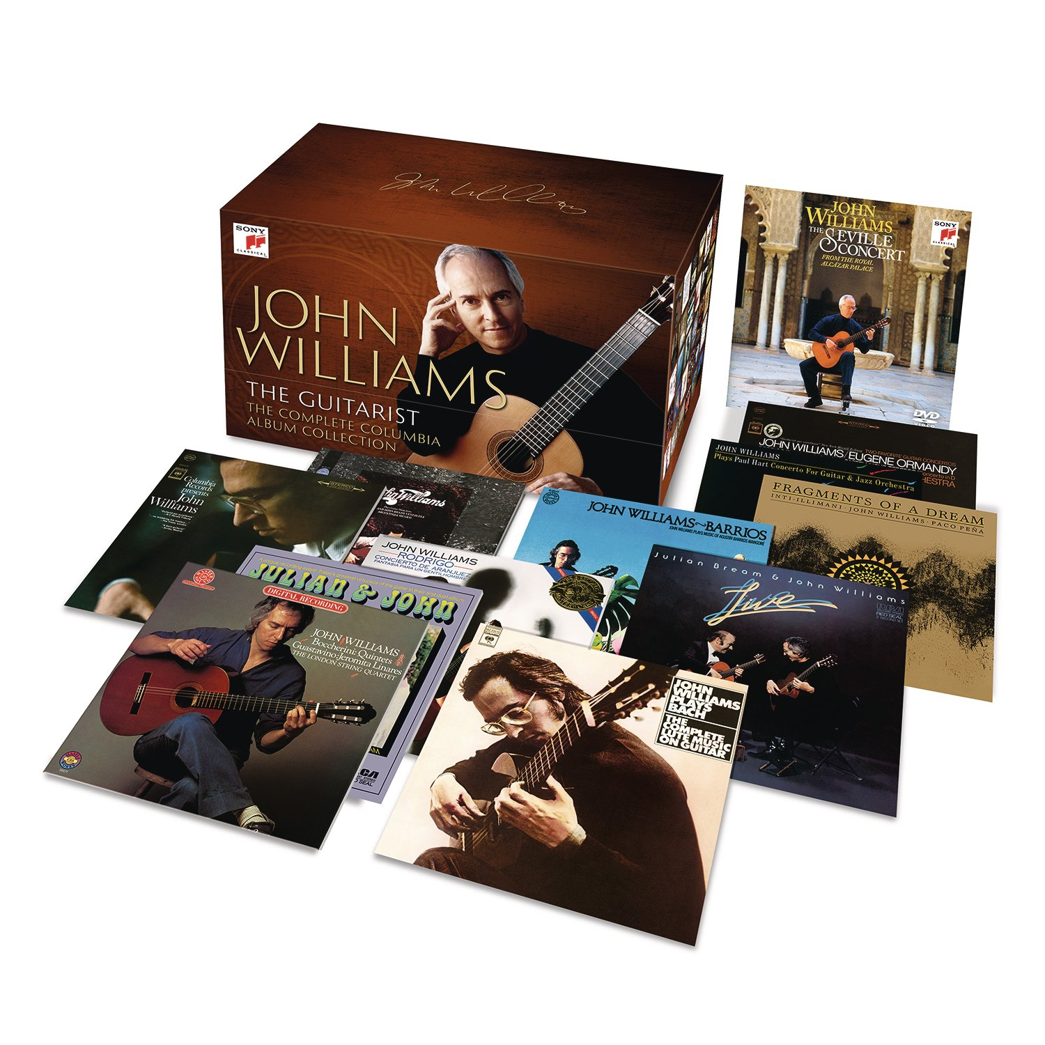 John Williams - The Complete Album Collection by Sony Classical