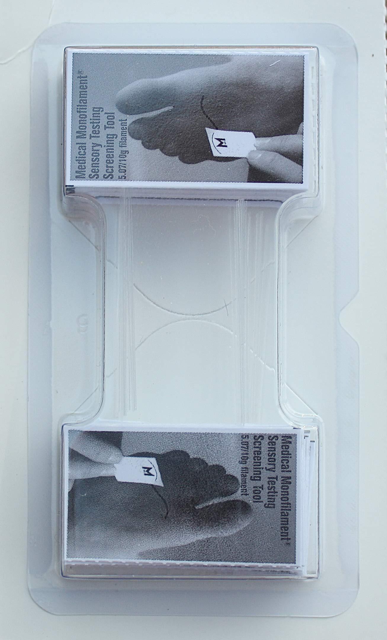 Monofilament 20-Pack: 10 Gram monofilaments for Diabetic Foot screening