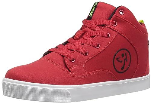 Zumba Footwear Zumba Street Fresh, Zapatillas Deportivas para Interior para Niñas, Rojo (Red), 36.5 EU: Amazon.es: Zapatos y complementos